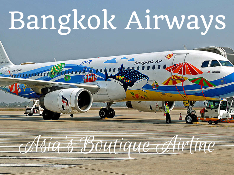 Learn more about Bangkok Airways, Asia's boutique airline. Three flights per day to Trat.