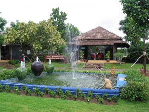 Gardens at Trat Airport