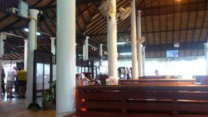 Departure Lounge, Trat Airport