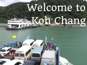 An overview of Koh Chang Island, Trat. The main beaches and history of the island.