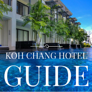 Hotel guide for Koh Chang island.