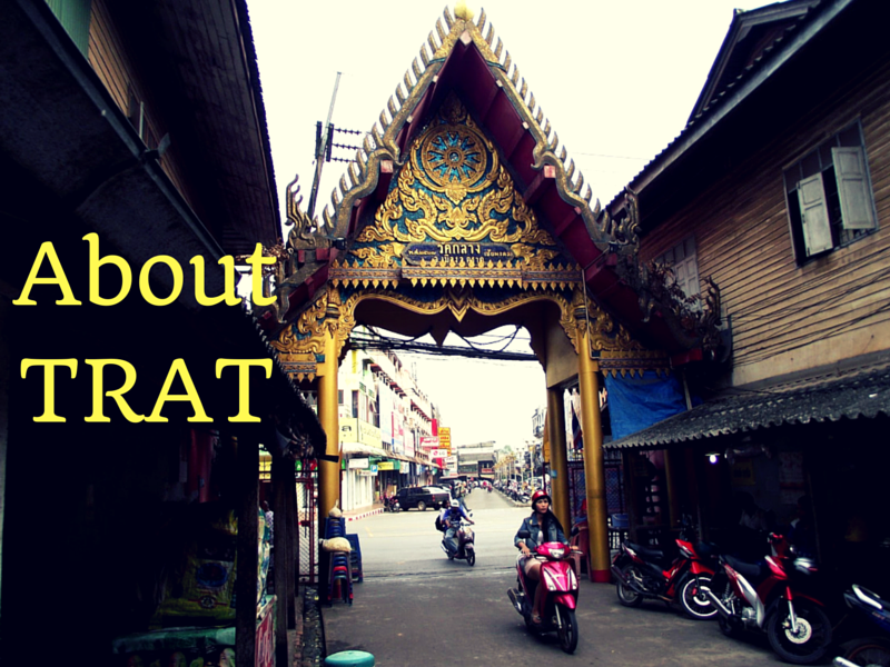 Guide to Trat town, Thailand.